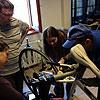 Kerékpár szerelési oktatás a DoctorBike-ban